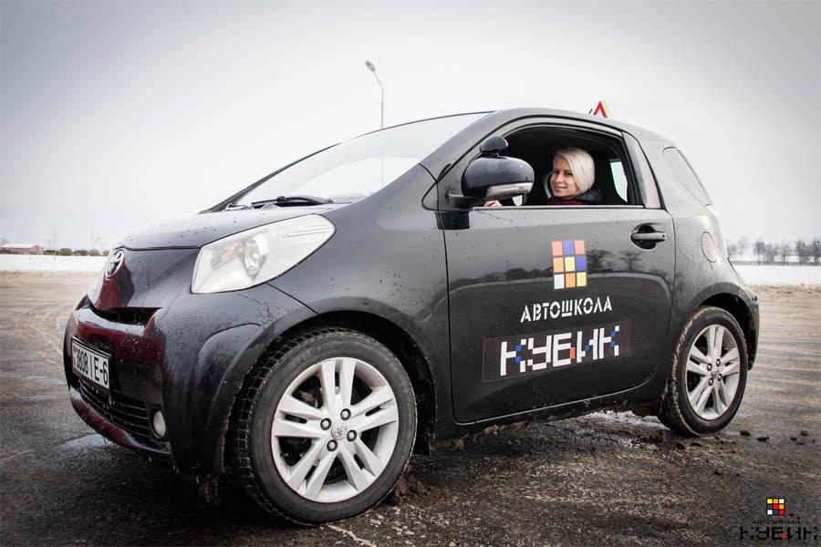коробка автомат, автошкола кубик, вождение на автомате, автошкола в Бобруйске, дополнительное вождение